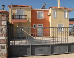 Development of six luxury houses in Loutra, Mytilene
